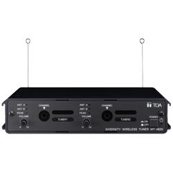 Khối thu không dây UHF TOA WT-4820
