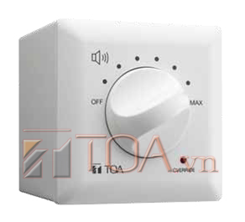 TOA AT-4120 AS : ATTENUATOR, THIẾT BỊ TOA AT-4120 AS