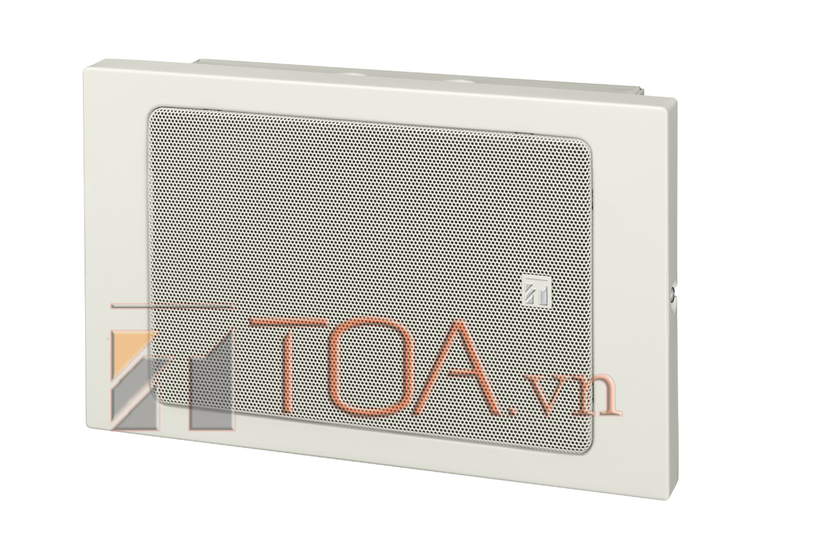 TOA BS-680FC : WALL MOUNT SPEAKER 6W BS5839, TOA BS-680FC
