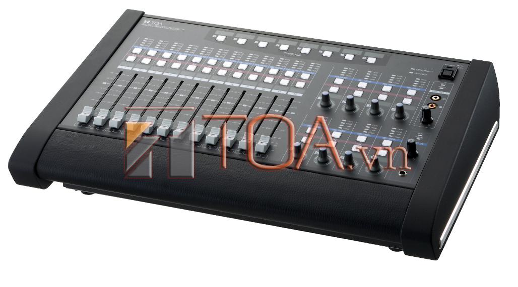 TOA D-2012AS : CONSOLE CASE, SẢN PHẨM TOA D-2012AS