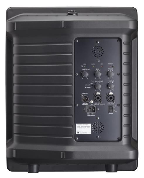 Loa dải đồng trục liền công suất TOA HS-P1500B
