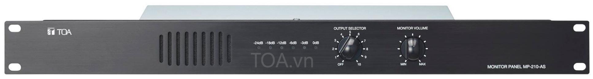 Bảng điều khiển TOA MP-210