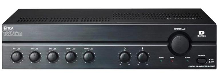 Tăng âm số liền mixer TOA A-2240D-AS, TOA A-2240D-AS, TOA A-2240D, giá TOA A-2240D-AS