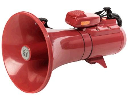 Megaphone kiểu đeo vai TOA ER-2215S, mua ER-2215S, giá bán TOA ER-2215S