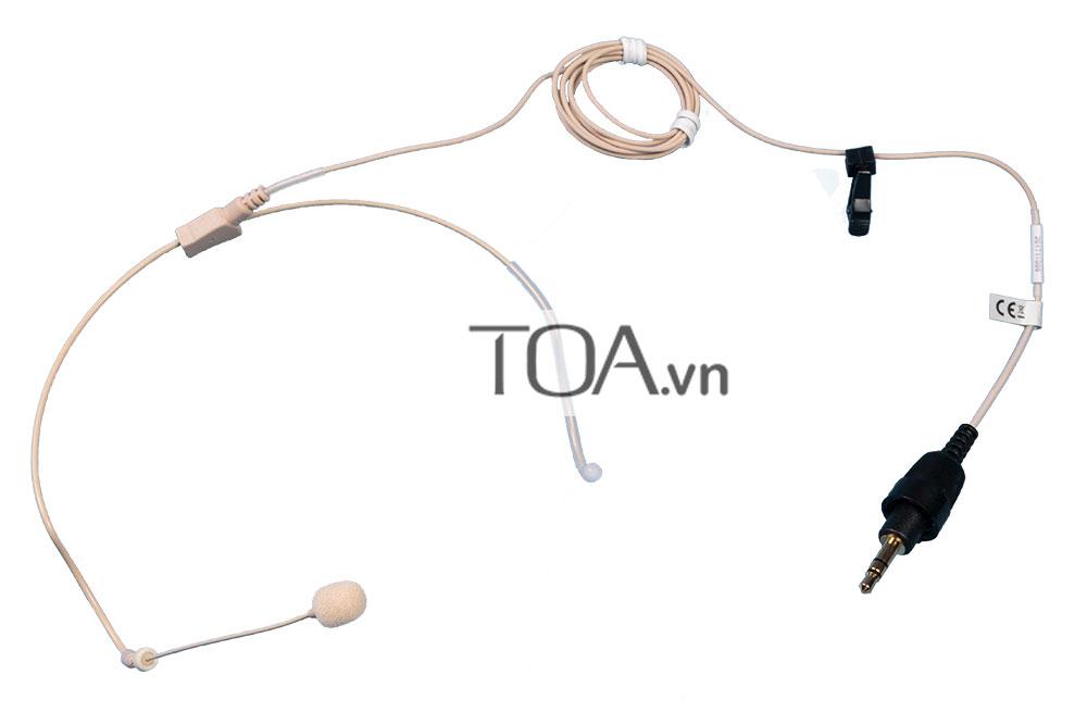 Micro choàng đầu TOA YP-M5000H | TOA YP-M5000H Chính Hãng