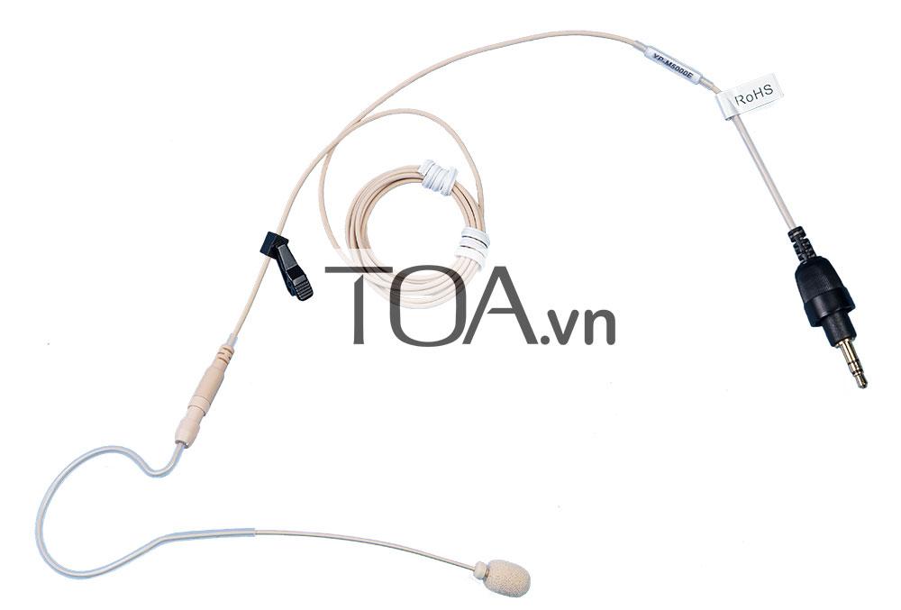 Micro cài tai TOA YP-M5000E | TOA YP-M5000E Chính Hãng
