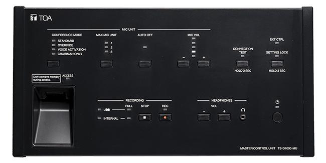 Bộ điều khiển trung tâm TOA TS-D1000-MU chính hãng với giá tốt nhất tại Hà Nội