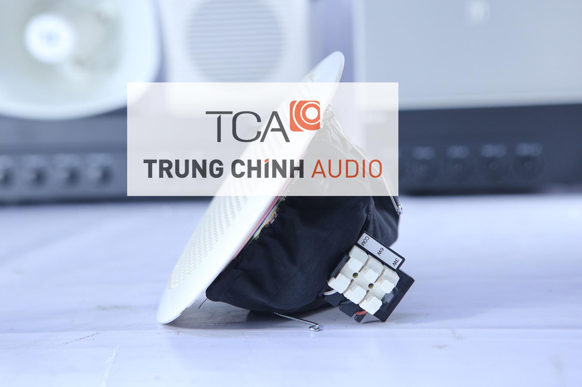 Loa gắn trần TOA PC-1864 là sản phẩm được ưu chuộng hàng đầu của TOA