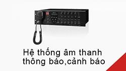 He thong am thanh canh bao