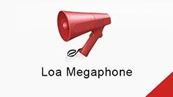 Loa thông báo cầm tay Megaphone